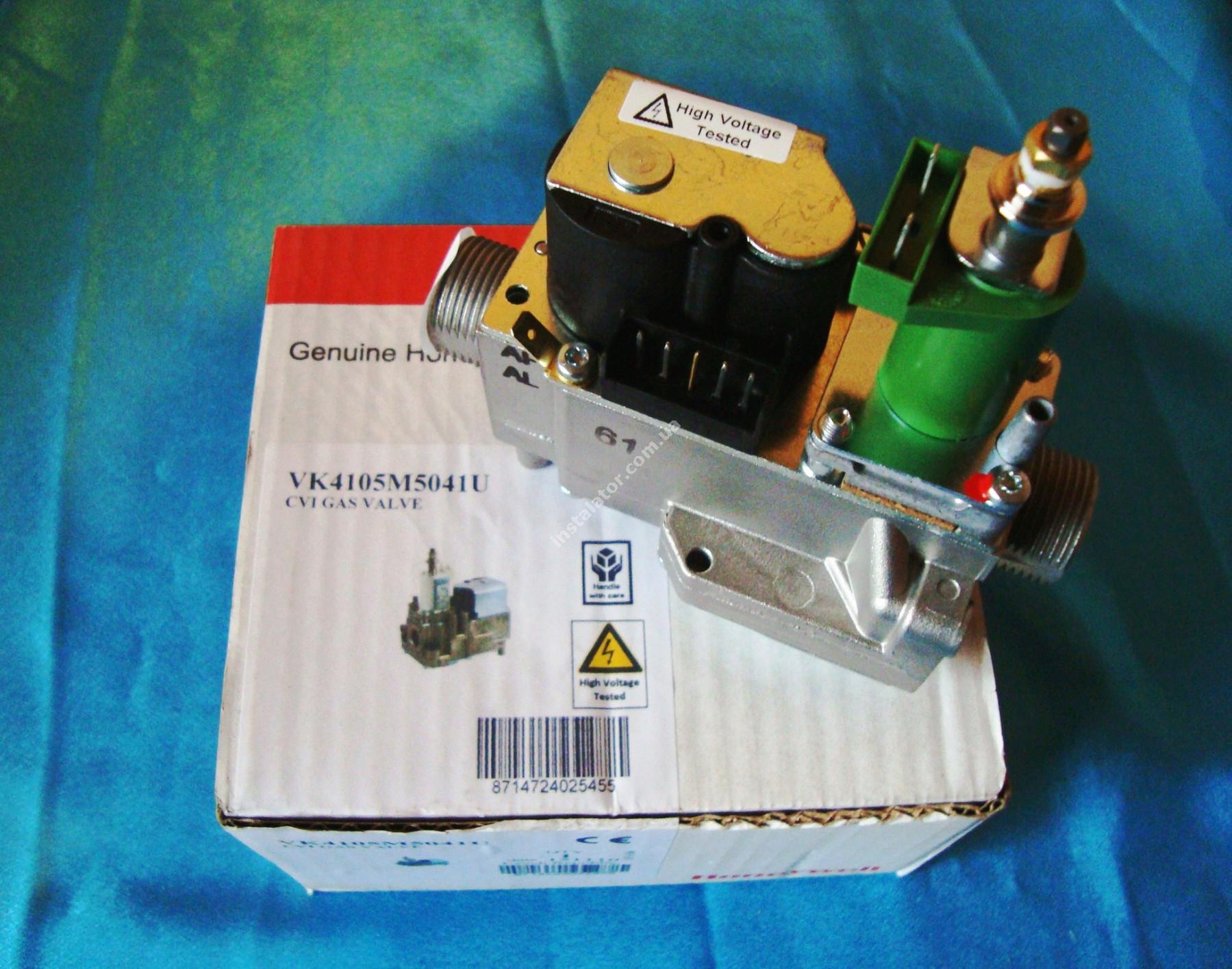 39817850 Газовий клапан FERROLI Domitech, Divatop full-image-0