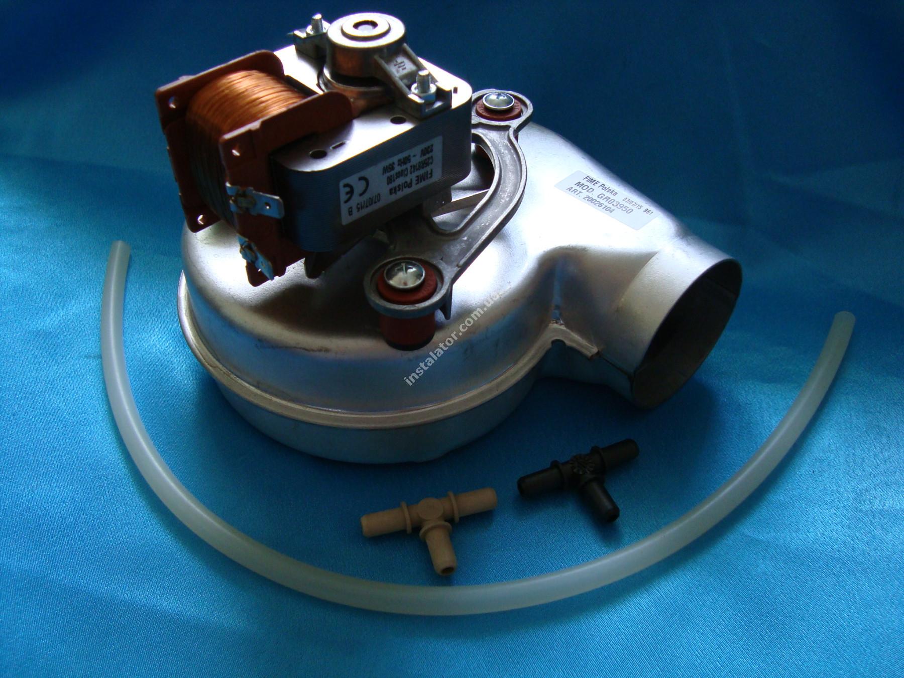 20026724 Турбина Beretta CITY CIAO 24 кВт full-image-1
