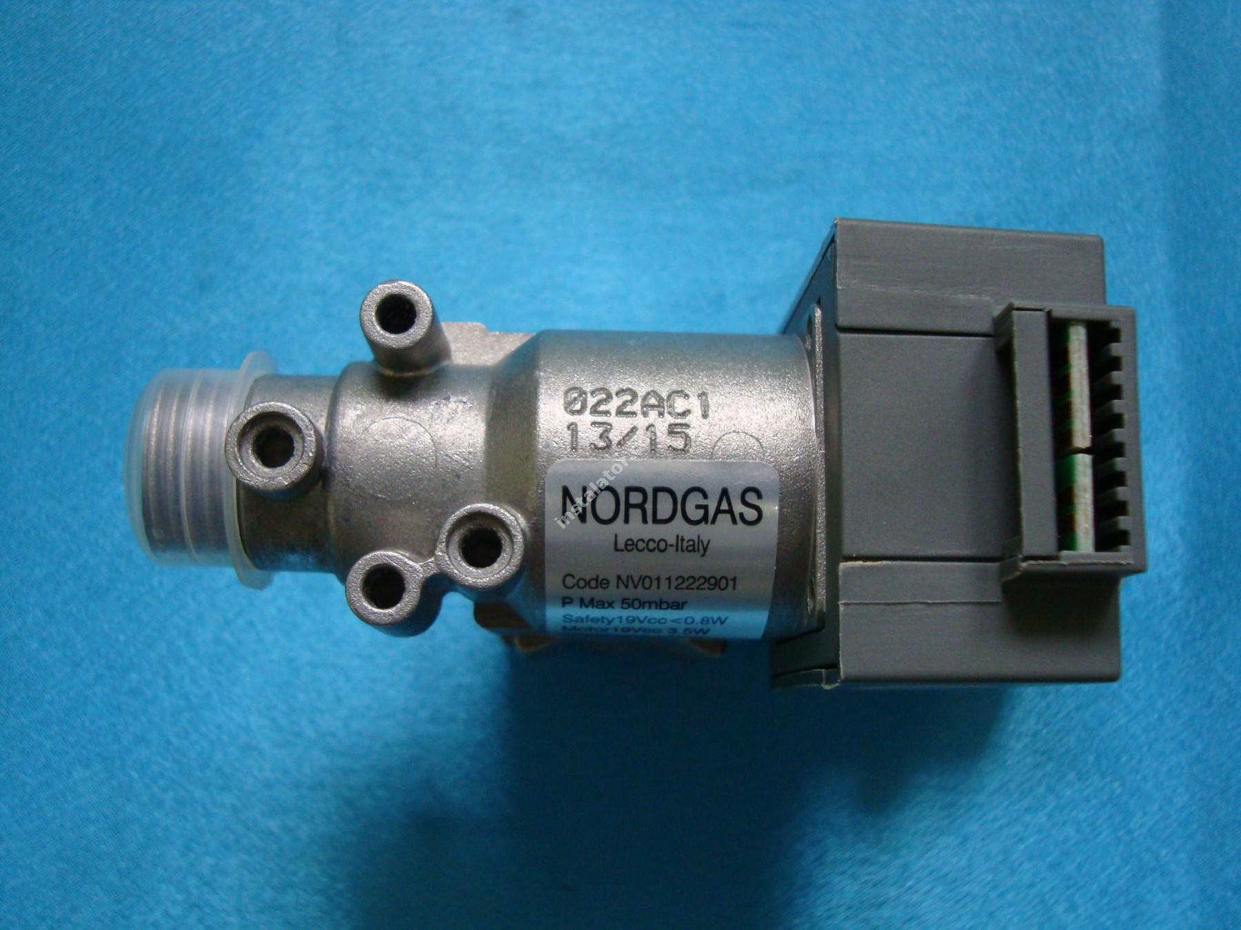 36071LA Газовий клапан Radiant M24 full-image-0