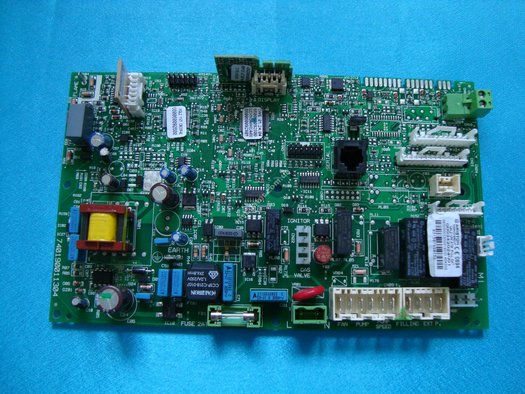65109313-04 Плата керування універсальна ARISTON/CHAFFOTEAUX full-image-4