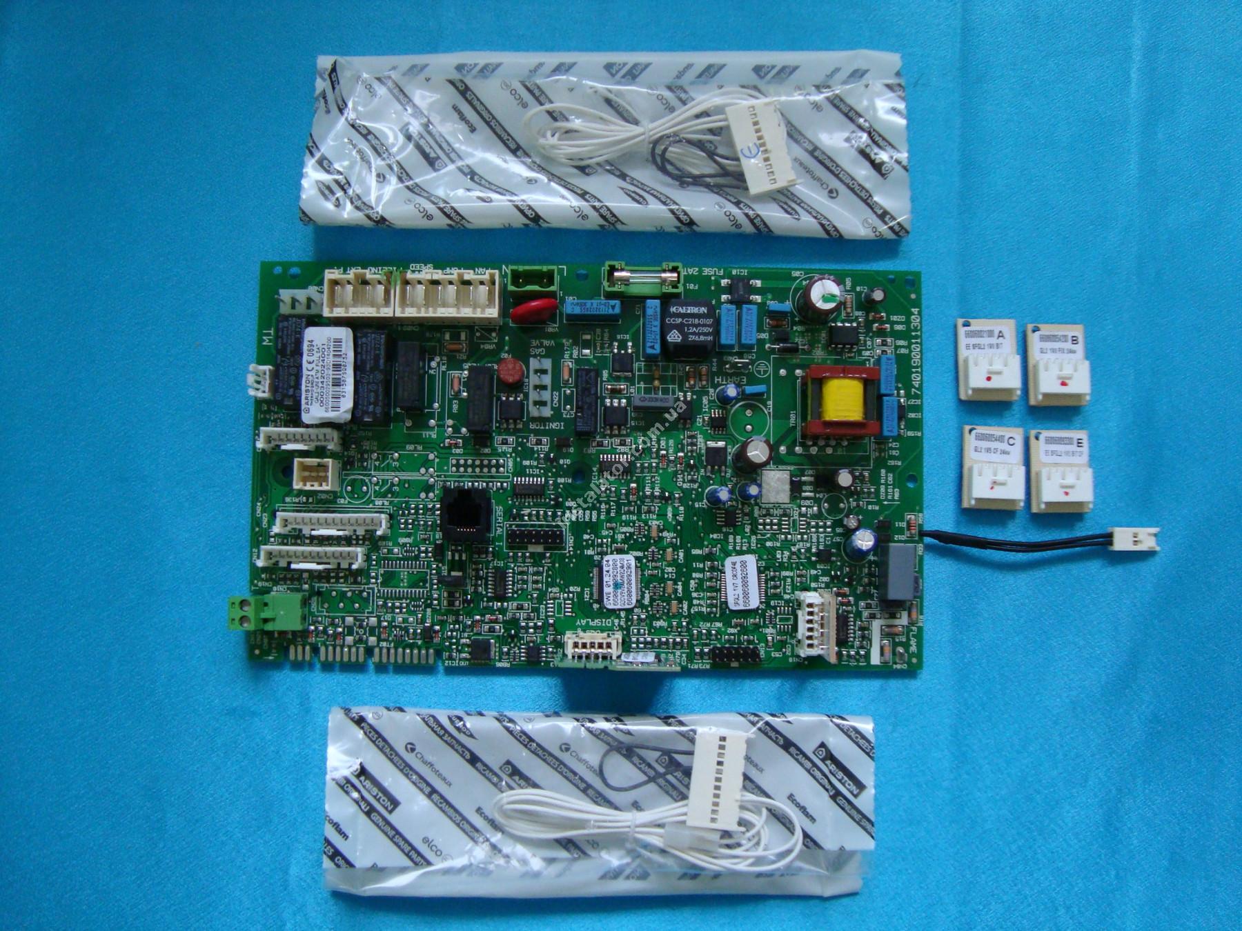 65109313-04 Плата керування універсальна ARISTON/CHAFFOTEAUX full-image-3