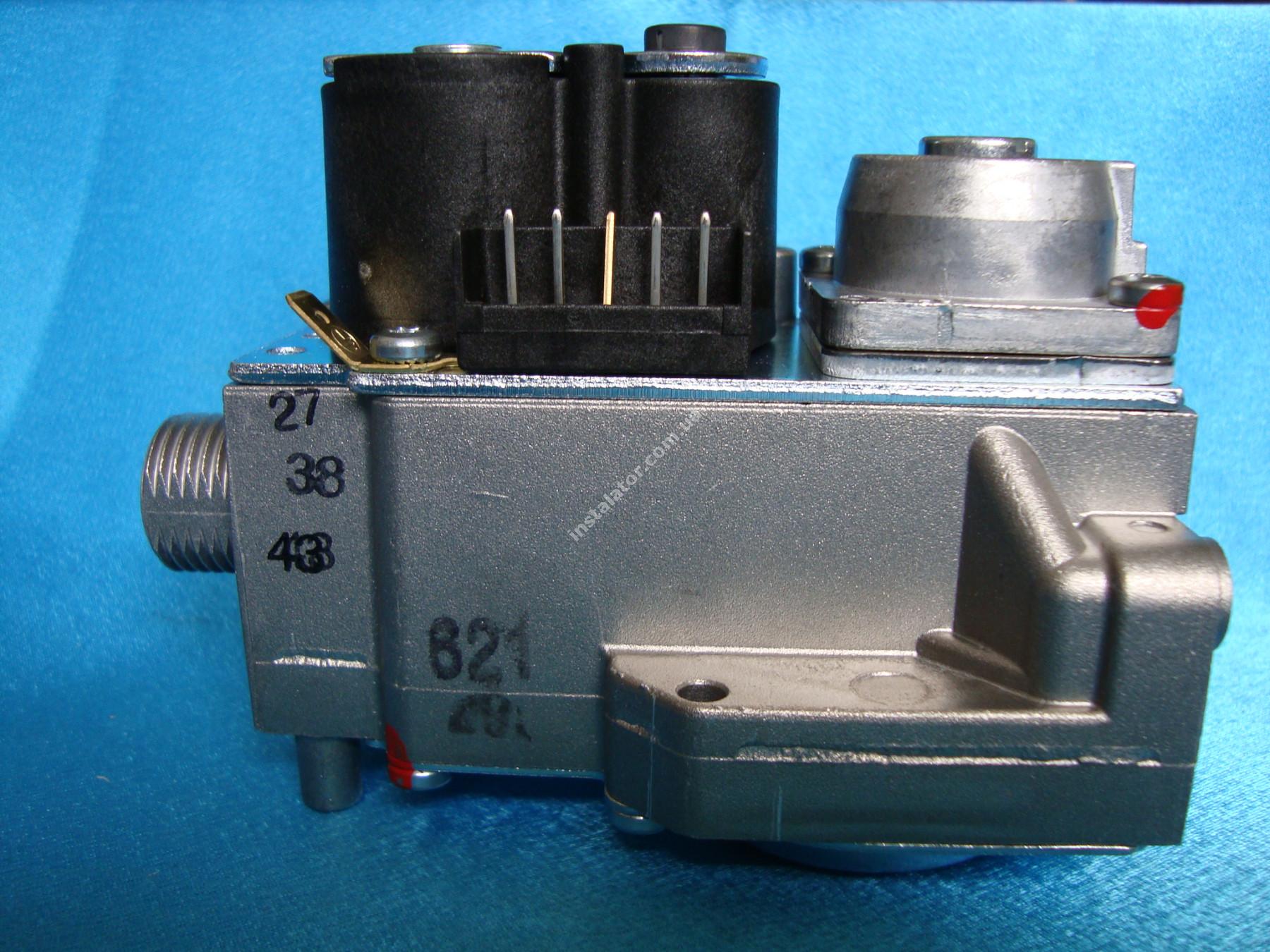 39804880 Газовий клапан FERROLI Domina, Domitop full-image-1
