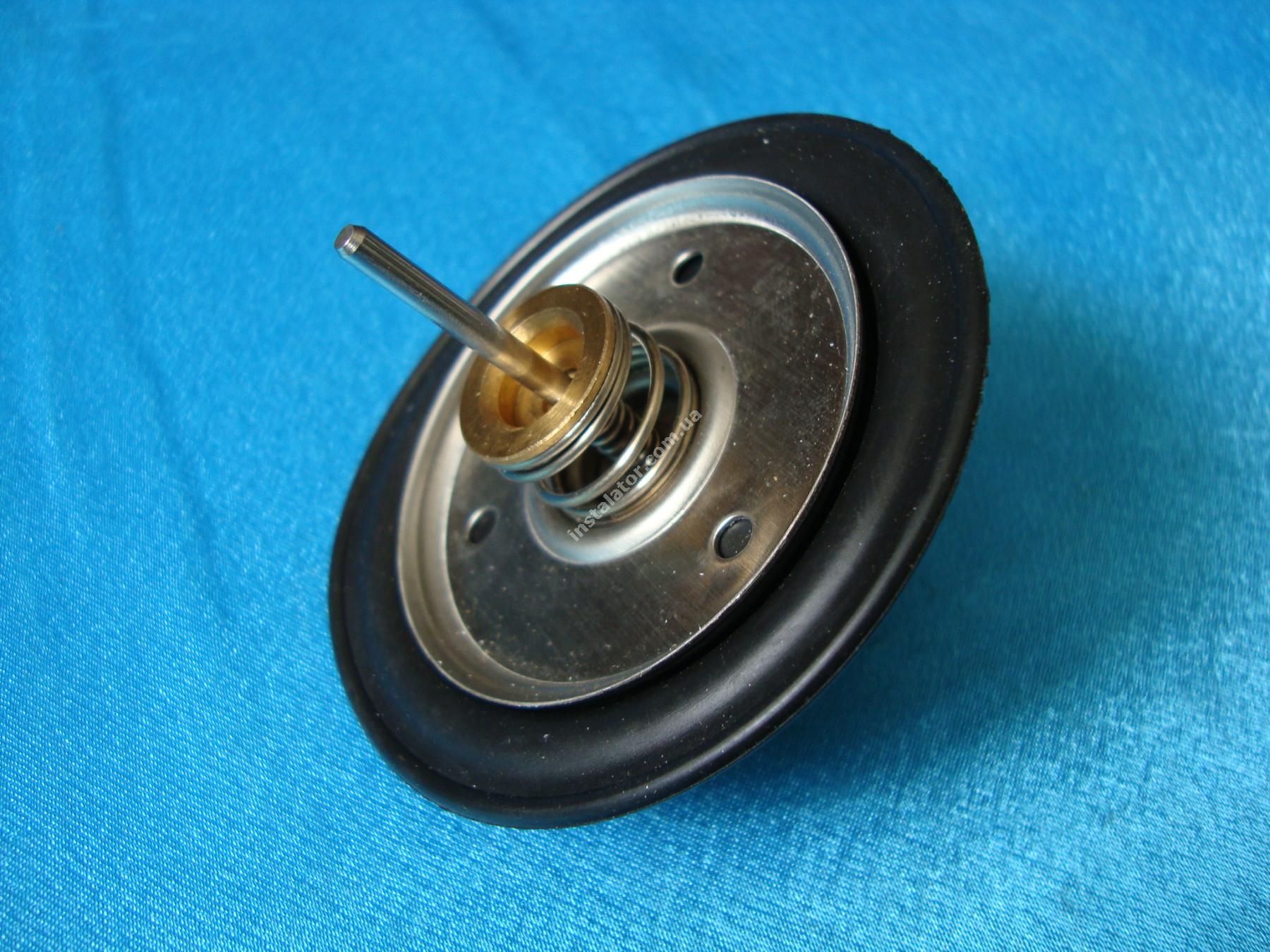 40300010 Мембрана 3-х ходового клапана зі штоком Hermann Micra (аналог) full-image-0