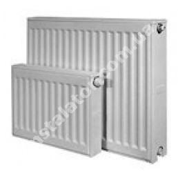 Сталевий радіатор Stelrad Compact C33 600х1100 (4096Вт) full-image-0