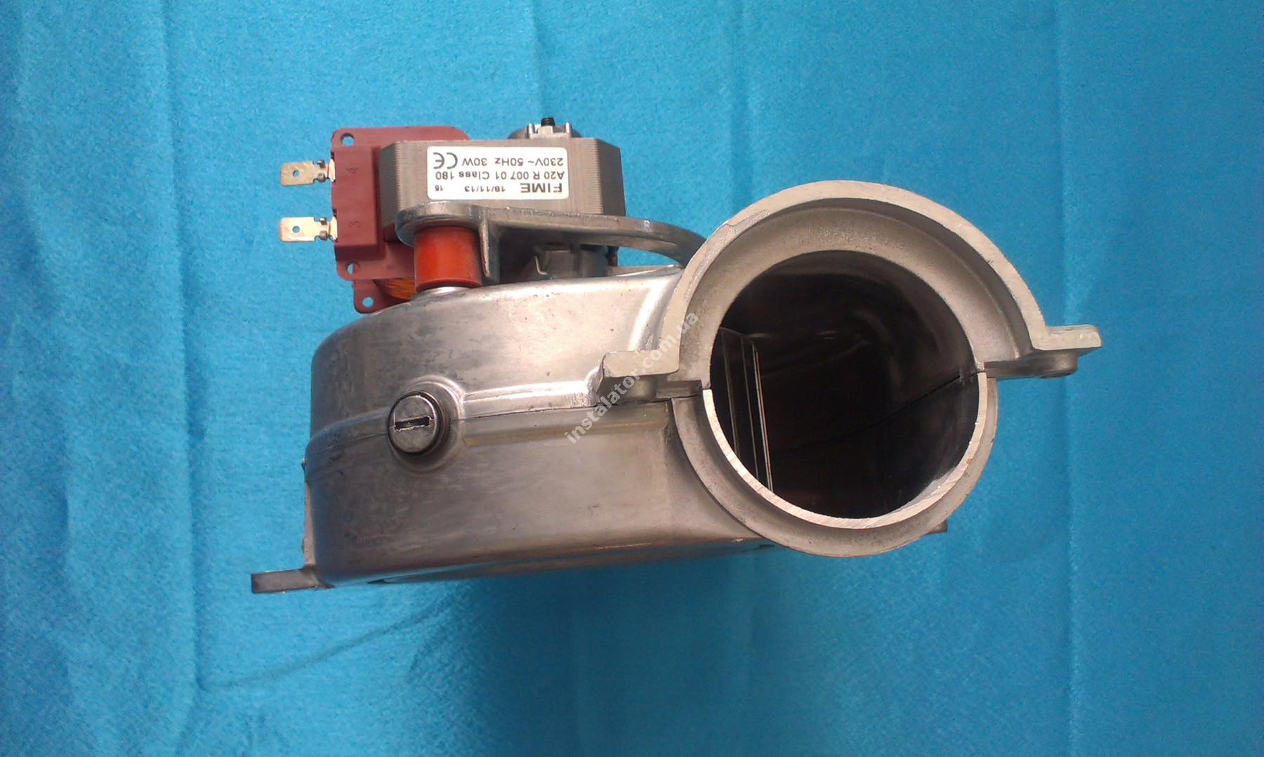 65104357  Турбіна (вентилятор) ARISTON EGIS, AS, BS, CLAS, CLAS SYSTEM full-image-2