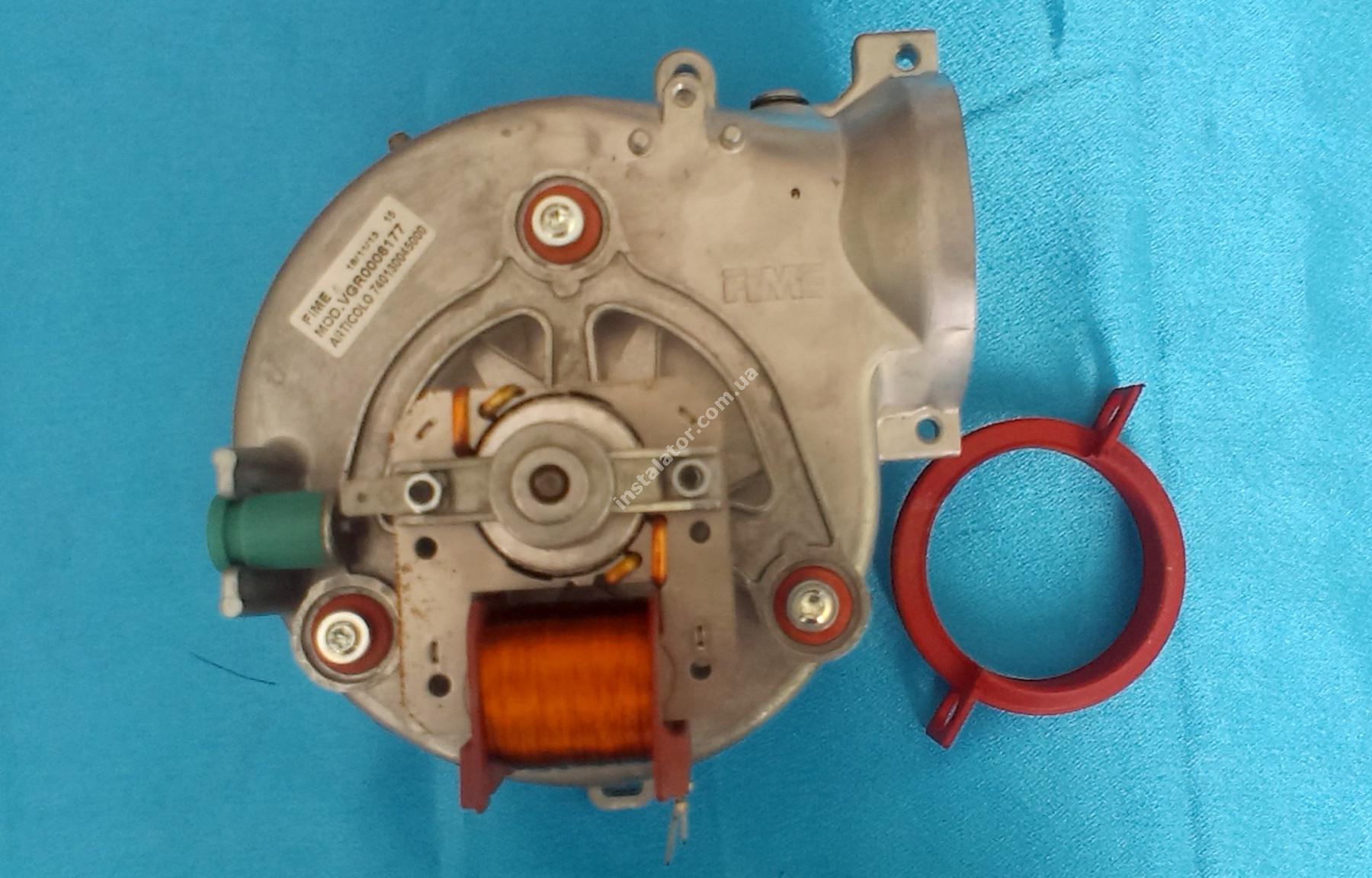 65104357  Турбіна (вентилятор) ARISTON EGIS, AS, BS, CLAS, CLAS SYSTEM full-image-4