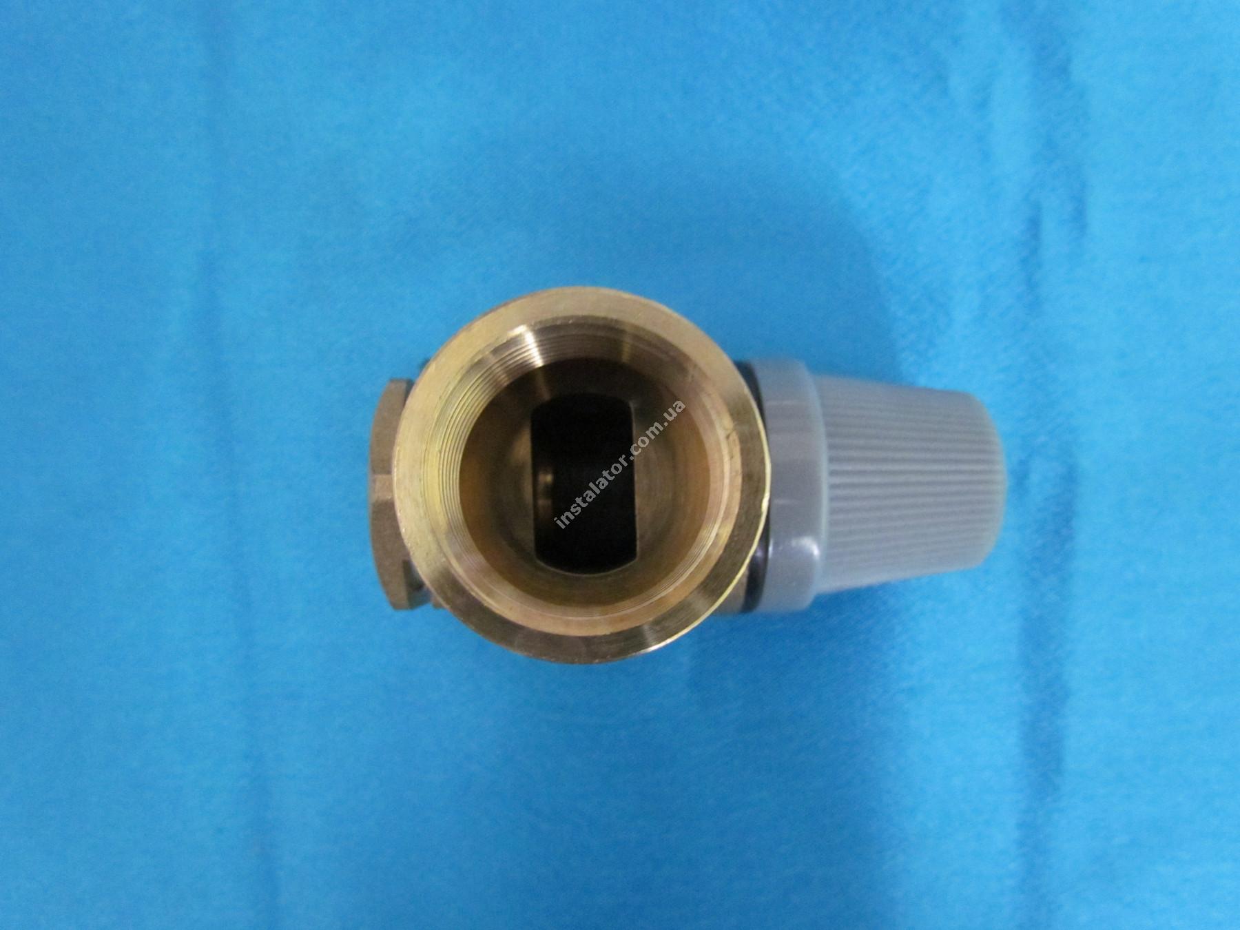 190732 (аналог) Запобіжний клапан  VAILLANT Pro/Plus 3 bar full-image-0