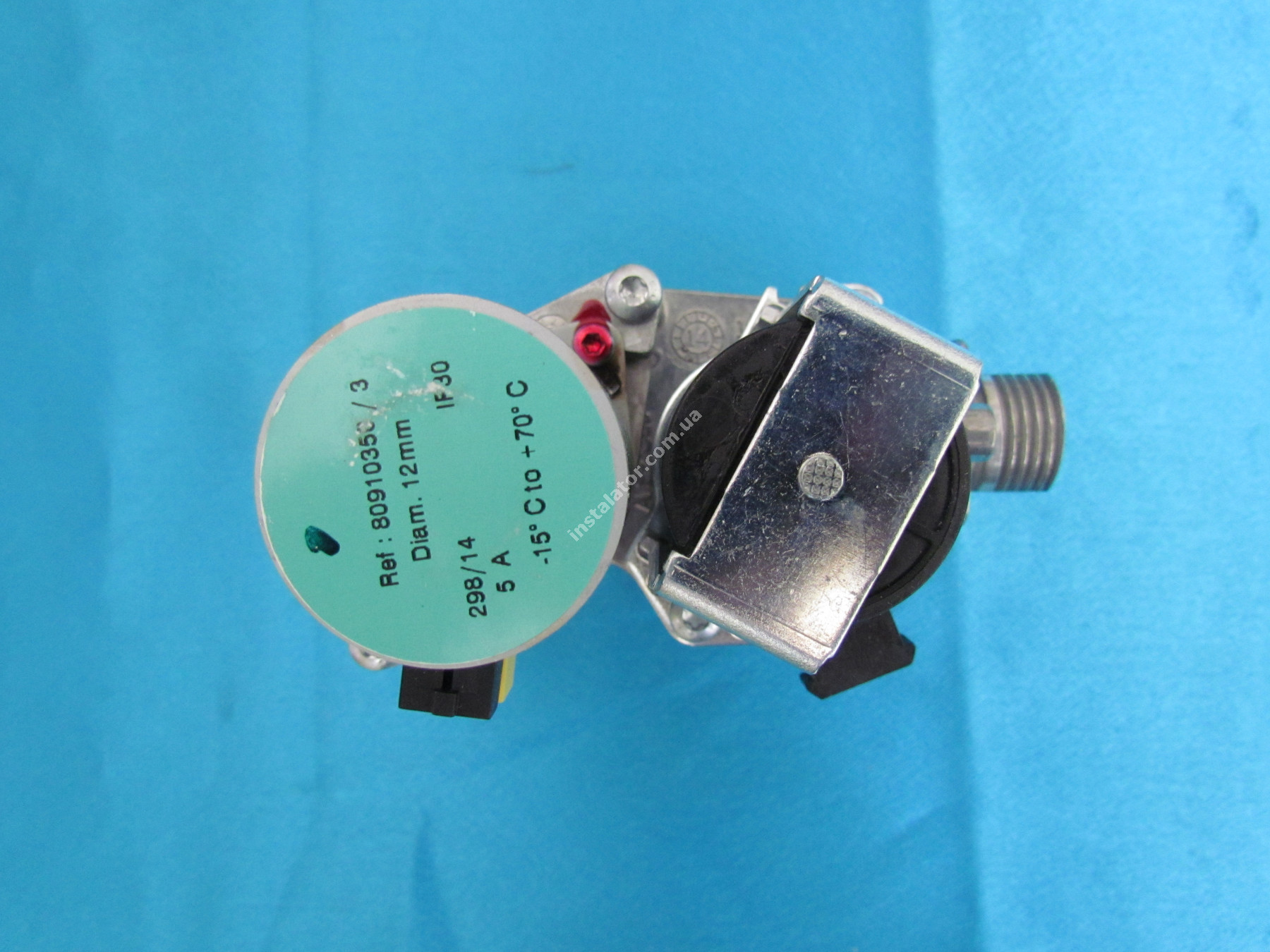 0020019991 Газовый клапан VAILLANT atmoTEC Pro / turboTEC Pro full-image-4