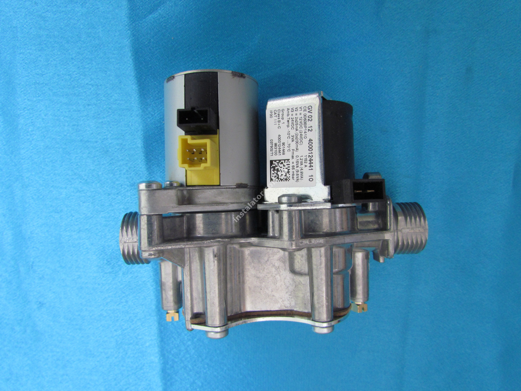 0020019991 Газовый клапан VAILLANT atmoTEC Pro / turboTEC Pro full-image-2