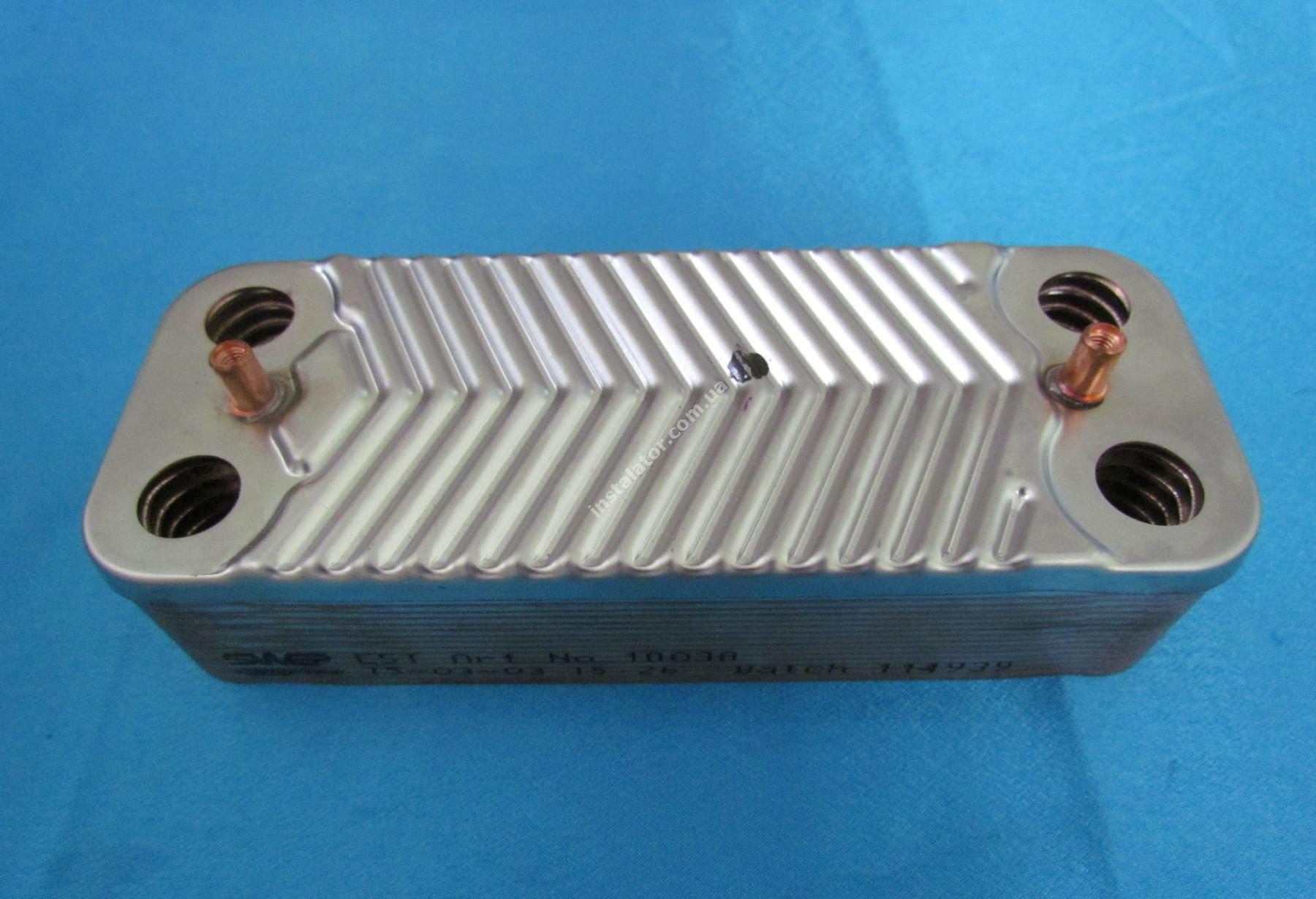 Теплообмінник ГВП ARISTON Class Matis BS Genus full-image-1