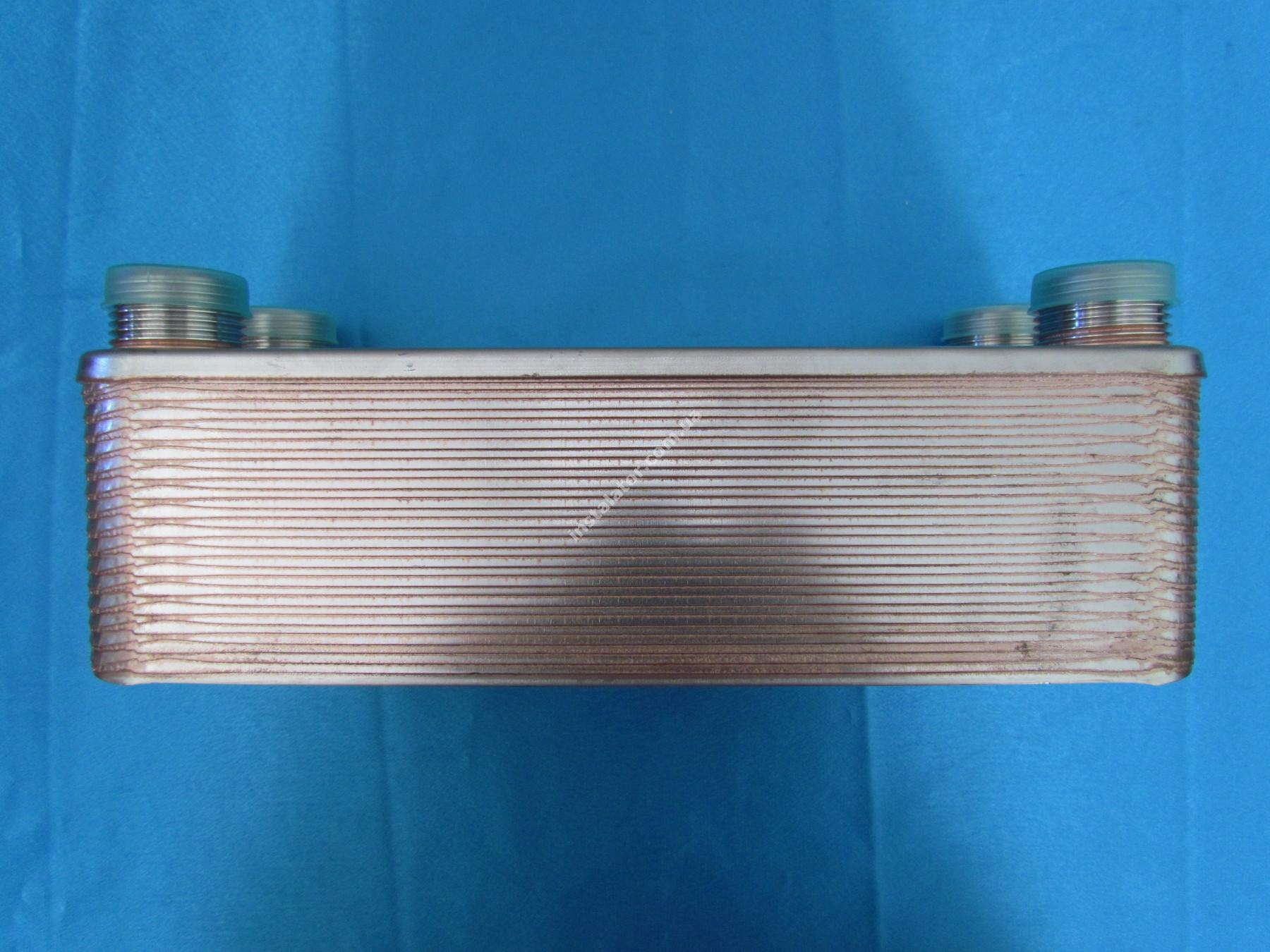 Теплообмінник Womix B3 - 30 пластин full-image-0