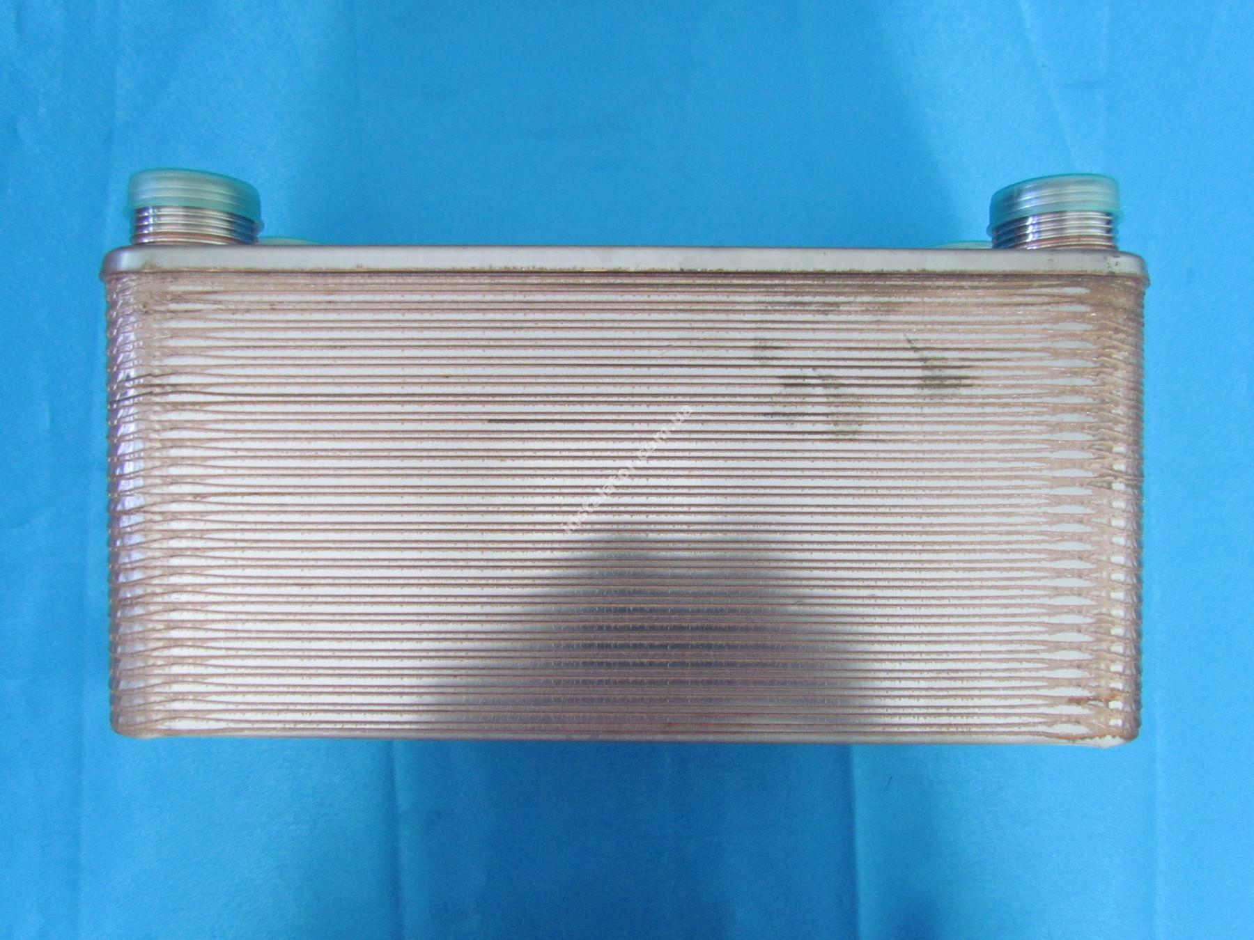 Теплообмінник Womix B3 - 50 пластин full-image-2