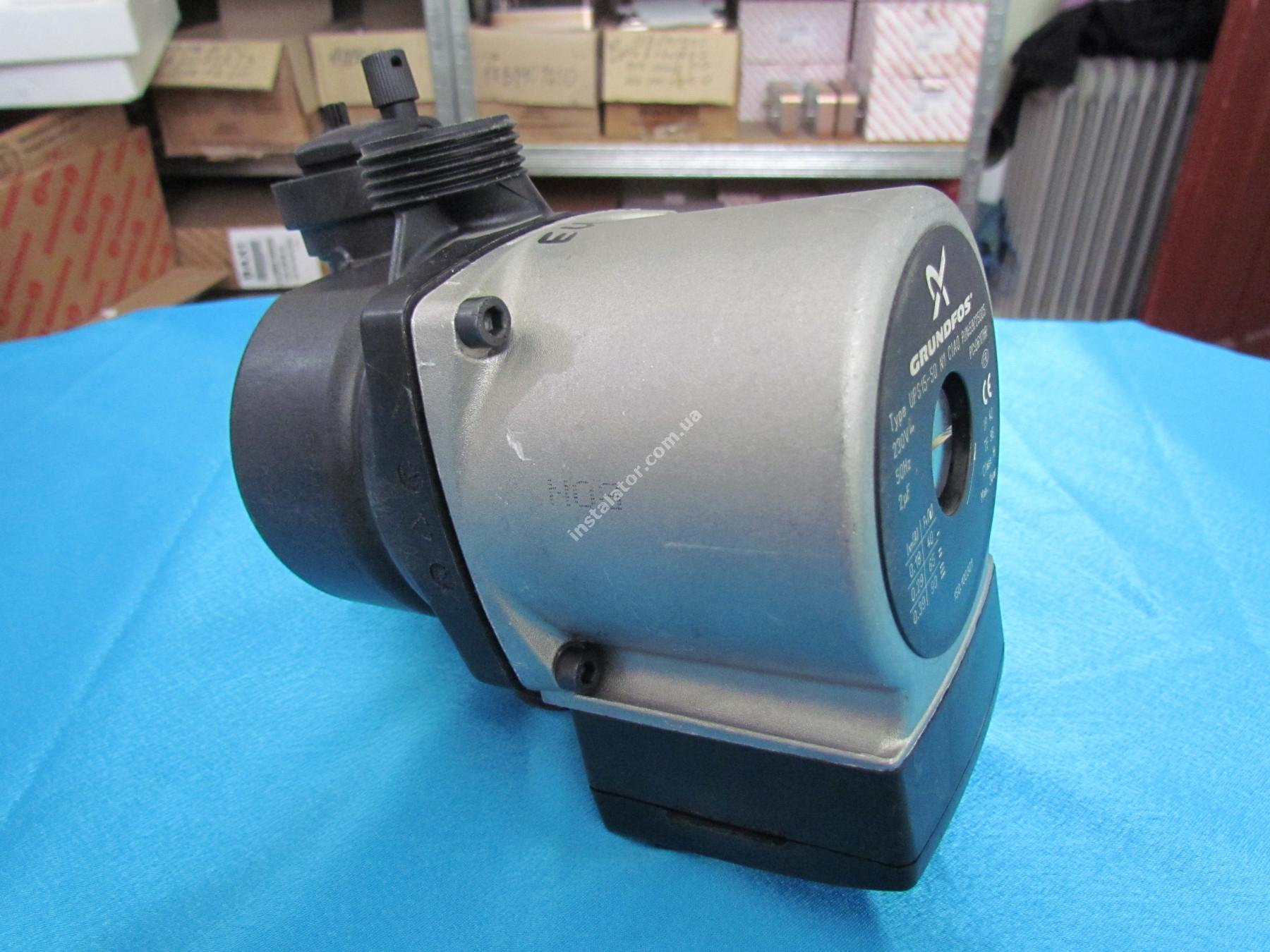59945536 Циркуляційний насос з розповітрювачем Grundfos 15-50 full-image-3
