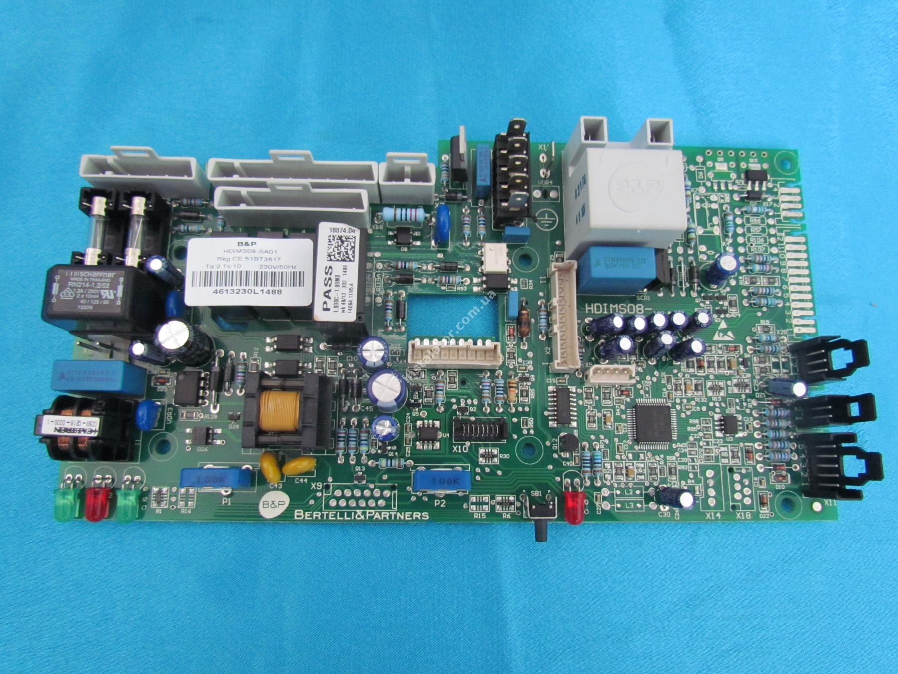 BI2015100 Плата електронна BIASI Nova Parva M90 full-image-0