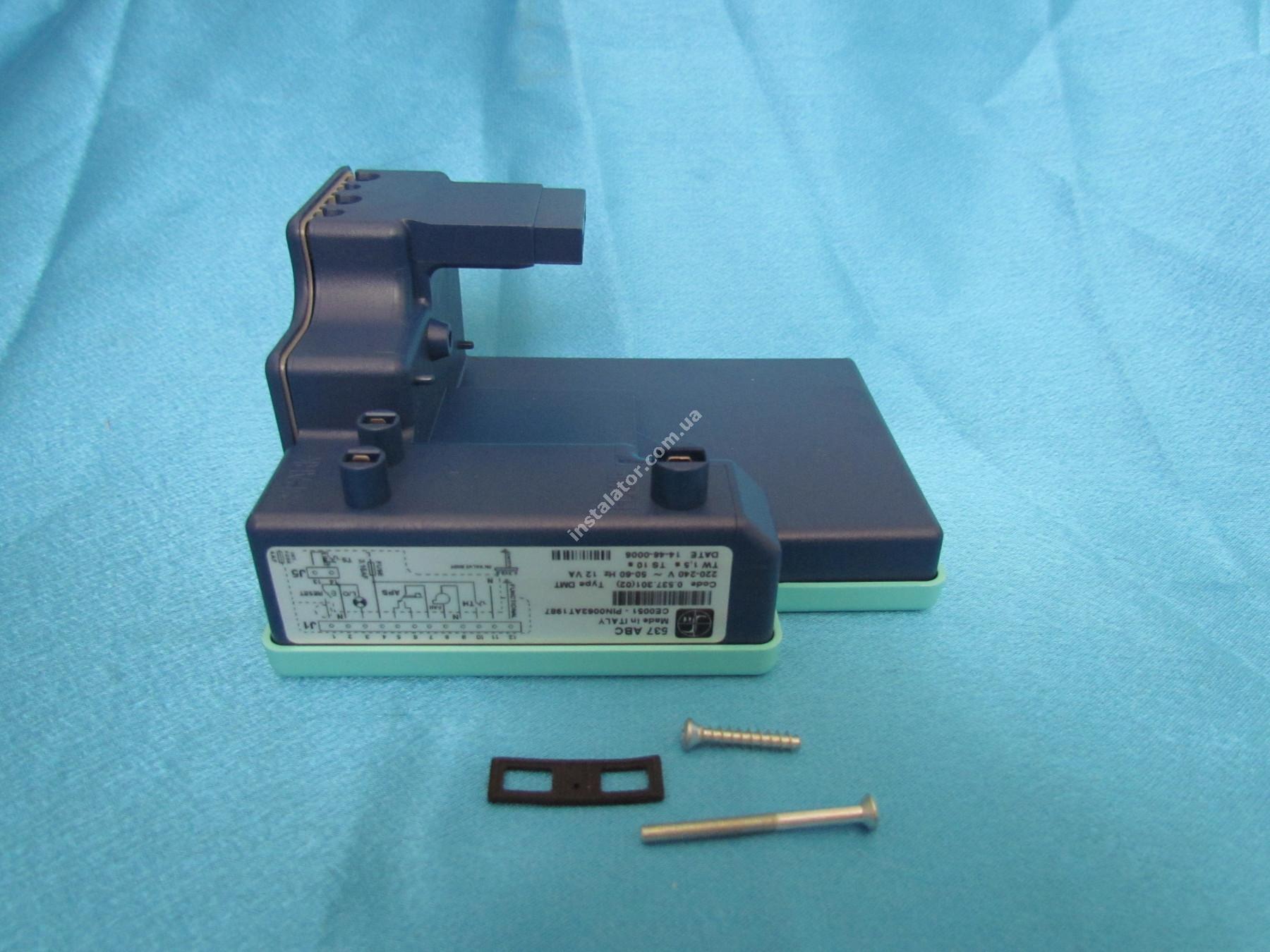 0.537.301(52002490) Плата розпалу SIT 537 ABC  для газових клапанів SIGMA 840, 845, 848 full-image-2