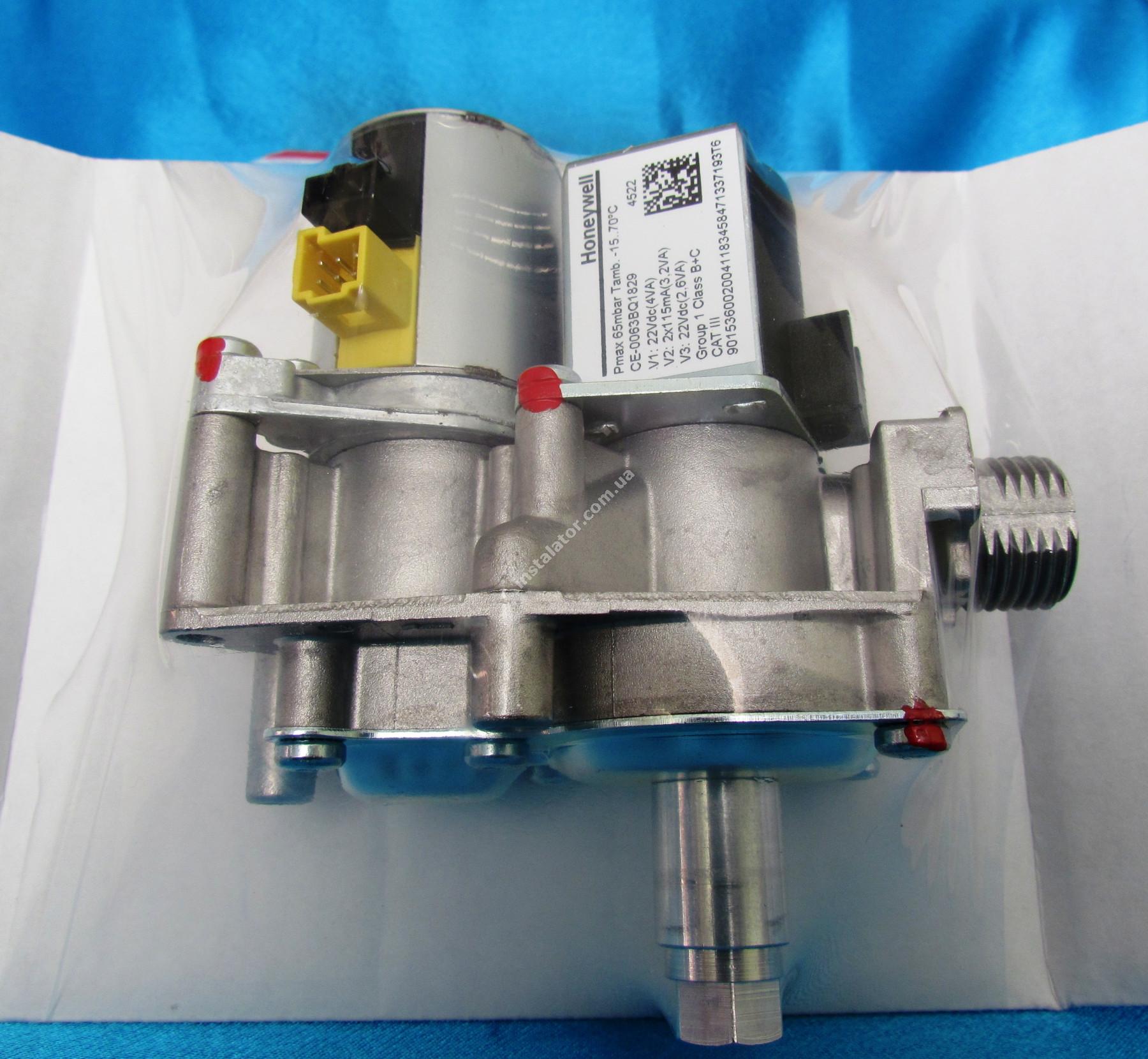 0020049296 Газовый клапан с регулятором PROTHERM/VAILLANT/SAUNIAR DUVAL/ full-image-0