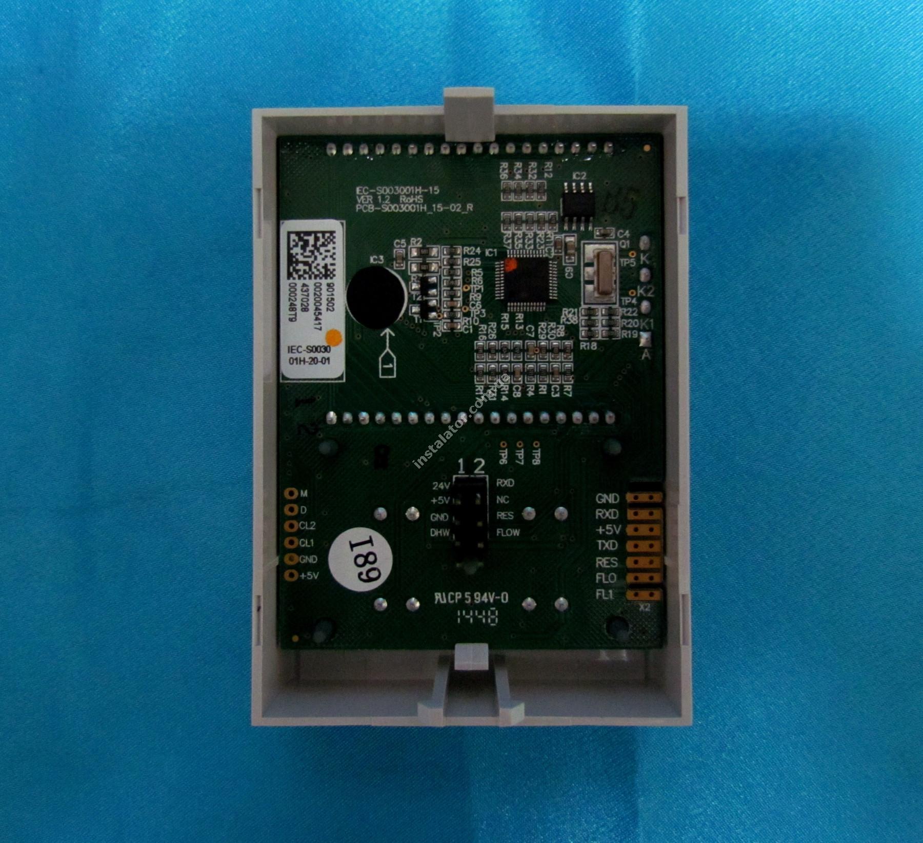 0020056561 Плата дисплея Vaillant TEC PLUS full-image-1