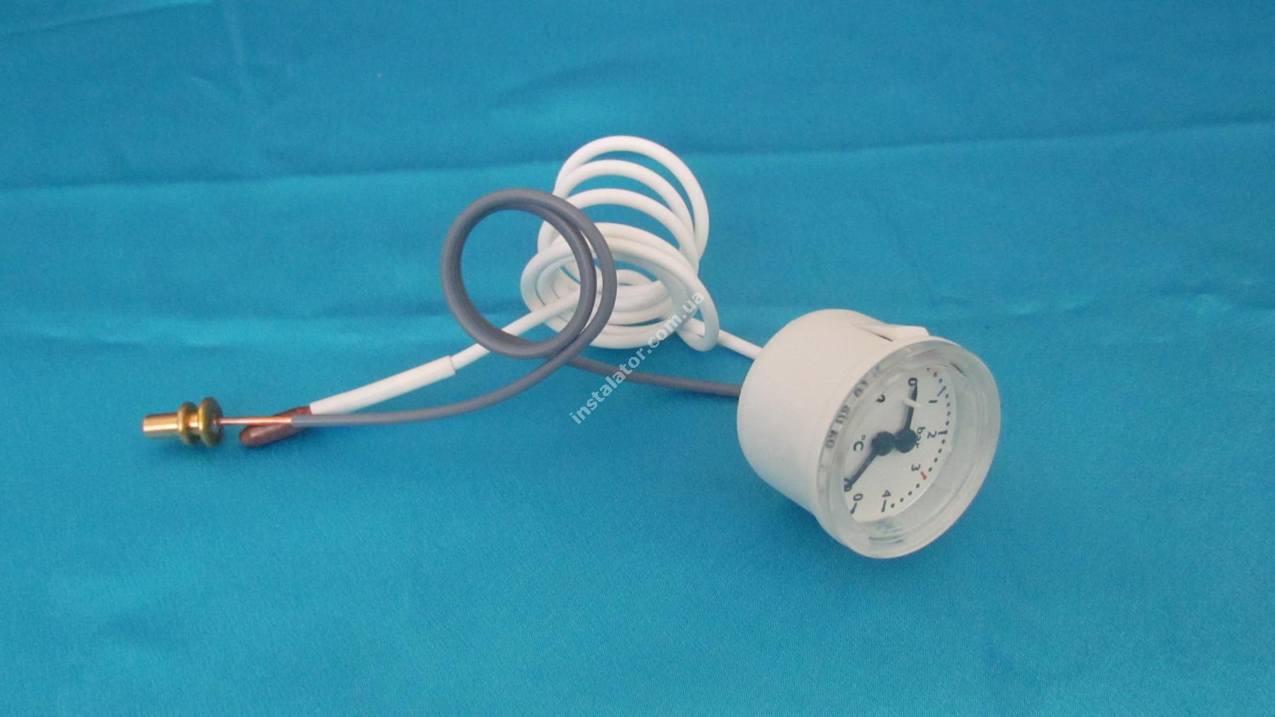 65100757 Термоманометр  ARISTON Uno  full-image-1