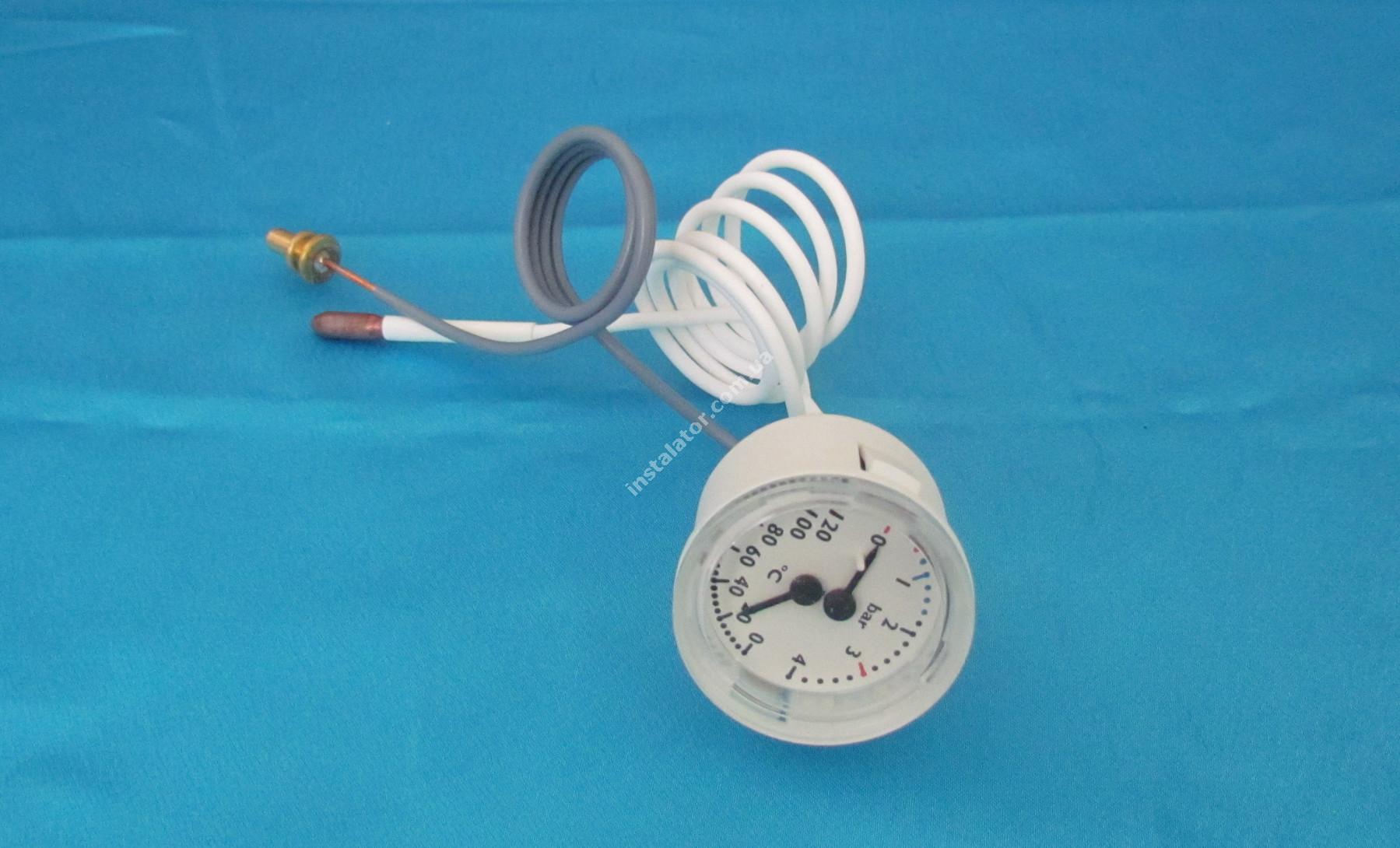 65100757 Термоманометр  ARISTON Uno  full-image-2