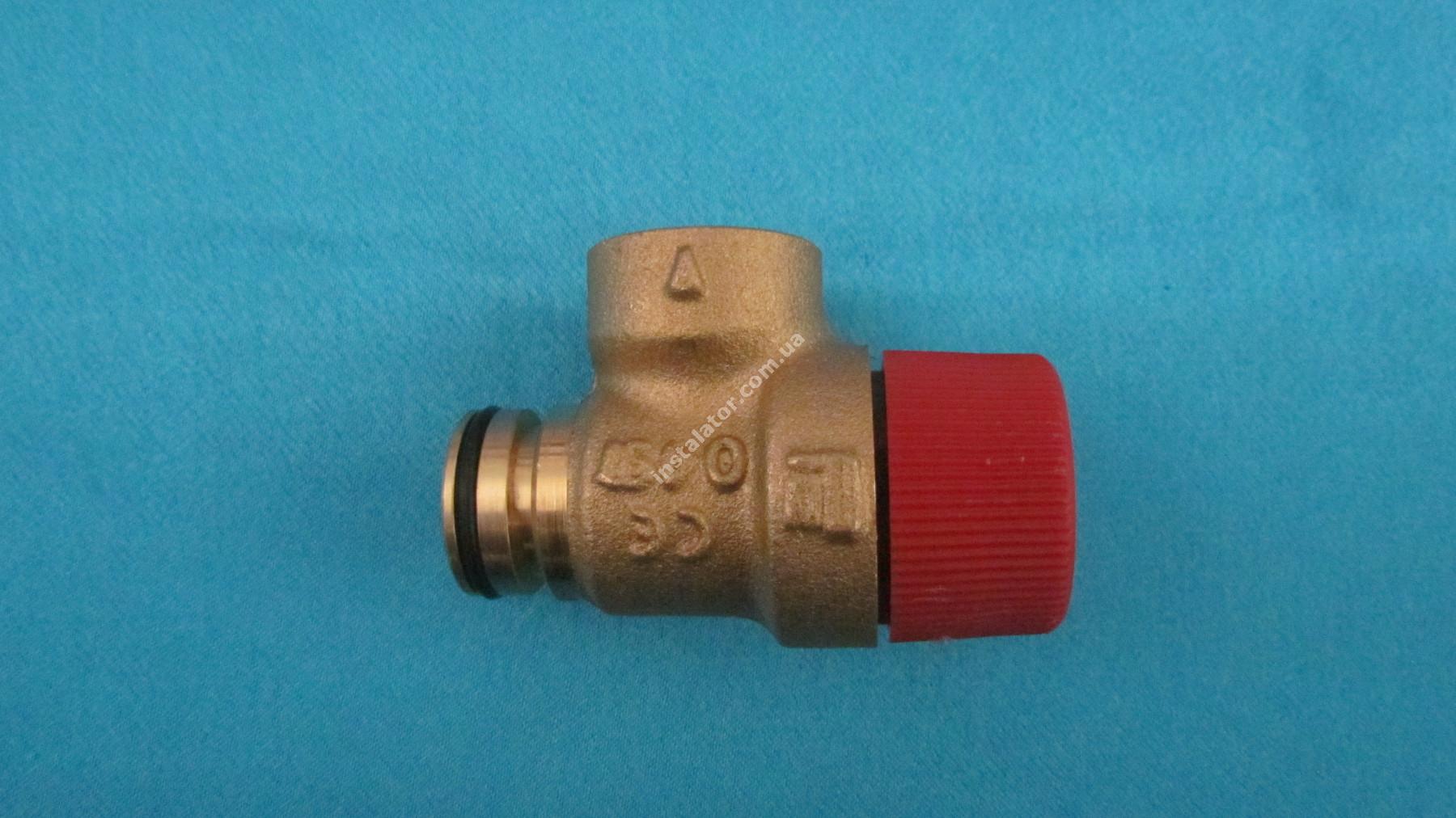 65103222 Запобіжний клапан Аriston UNO full-image-1