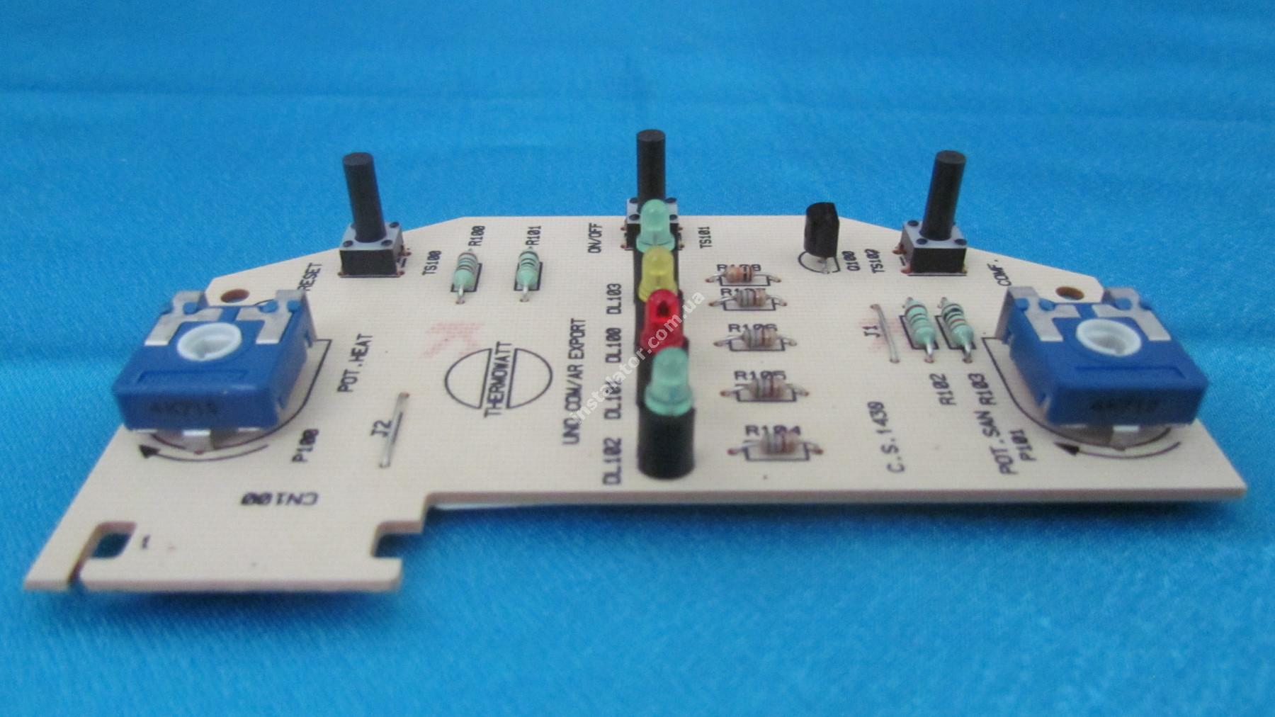 65100750 Плата світлодіодна ARISTON UNO full-image-1