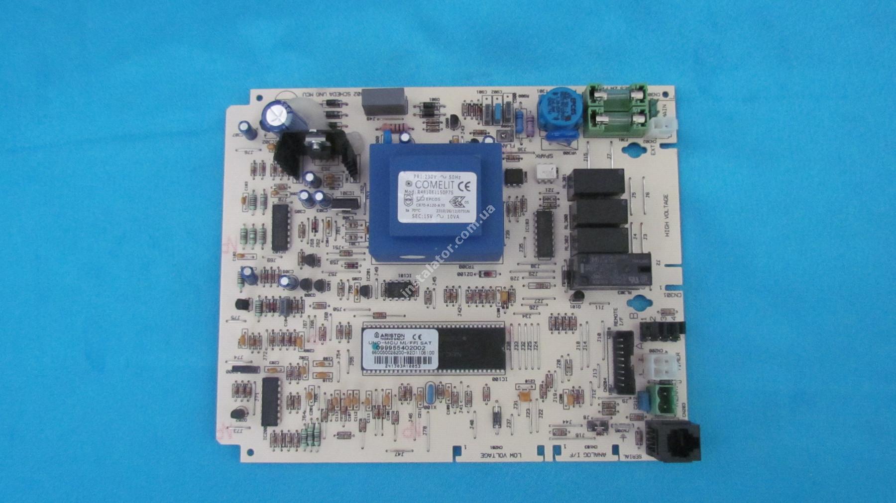 65100729 Плата електронна ARISTON Uno full-image-1