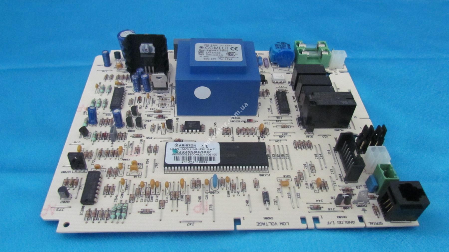 65100729 Плата електронна ARISTON Uno full-image-2