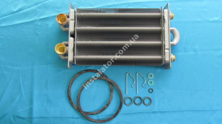 R2310 Теплообмінник бітермічний BERETTA CIAO, SMART 24 CAI/CSI (до 2009 року) full-image-4