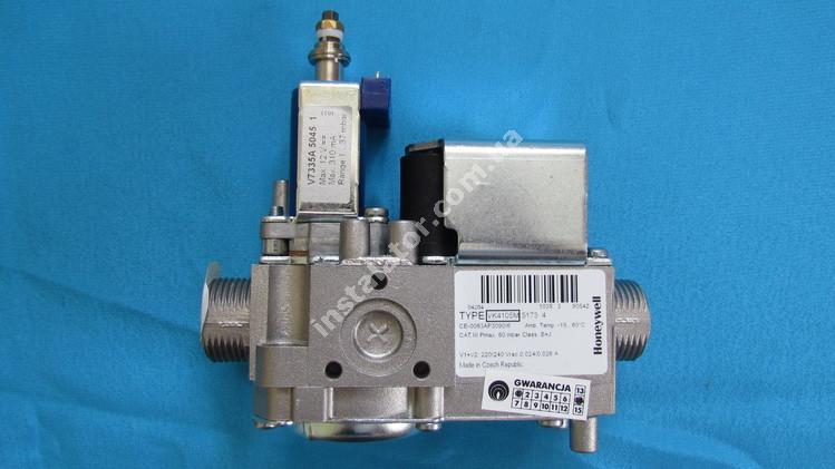 H022005004 Газовий клапан HERMANN Thesi