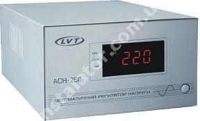 Стабілізатор напруги LVT АСН-250 Вт