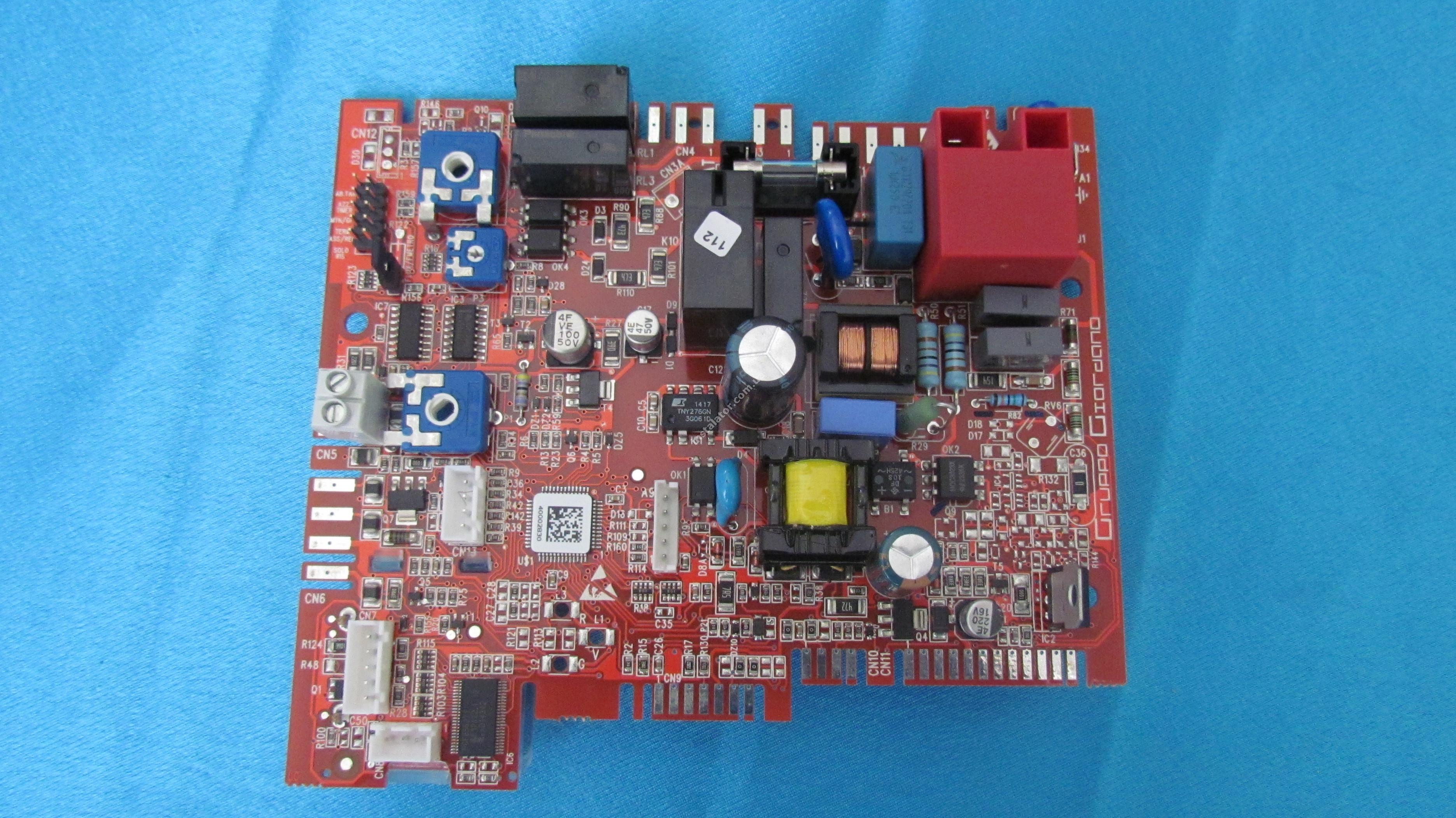 20049611 Плата  керування BERETTA City 24 CSI D( з дисплеєм ) MP05