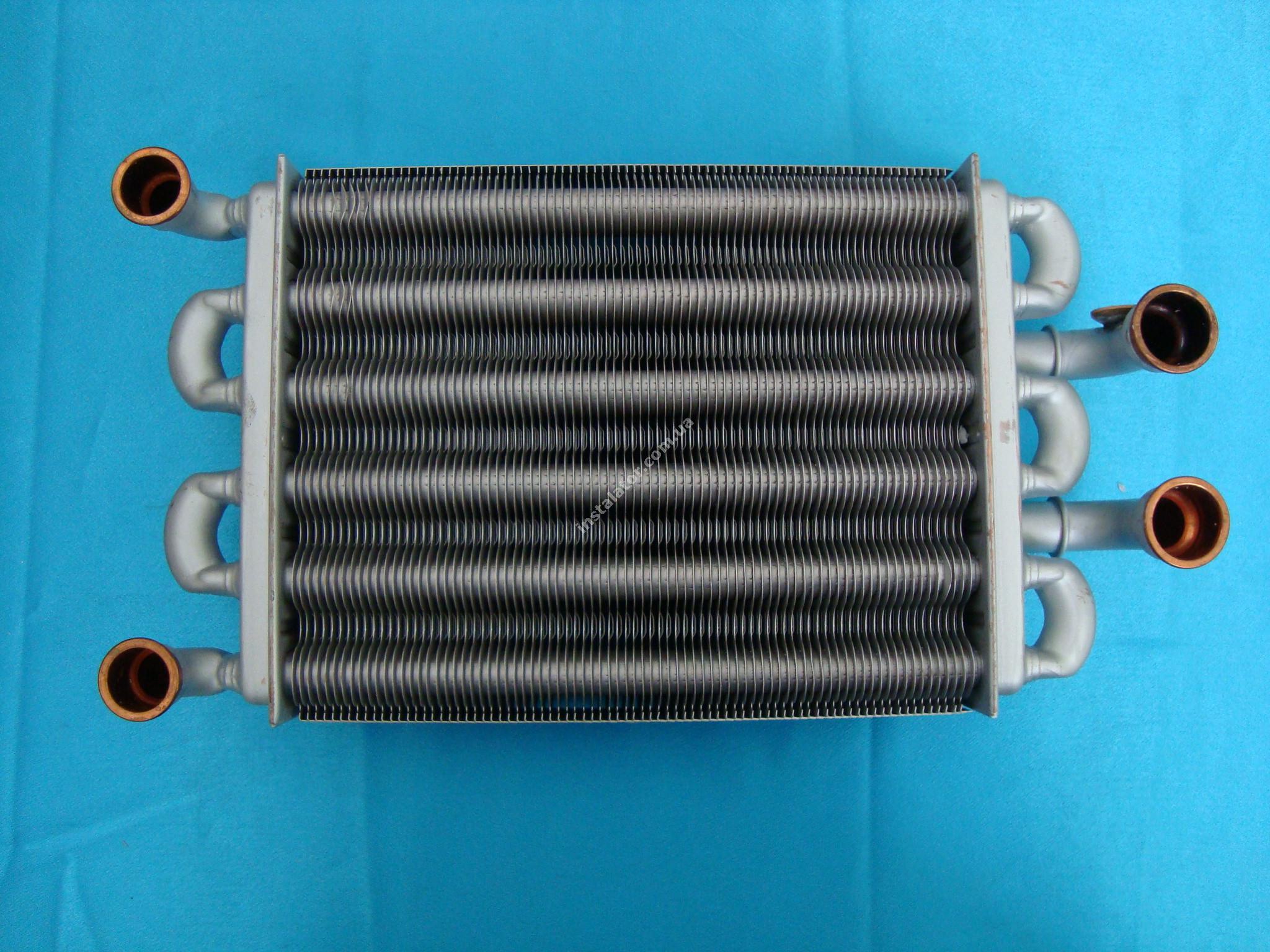 5700520 Теплообмінник бітермічний BAXI