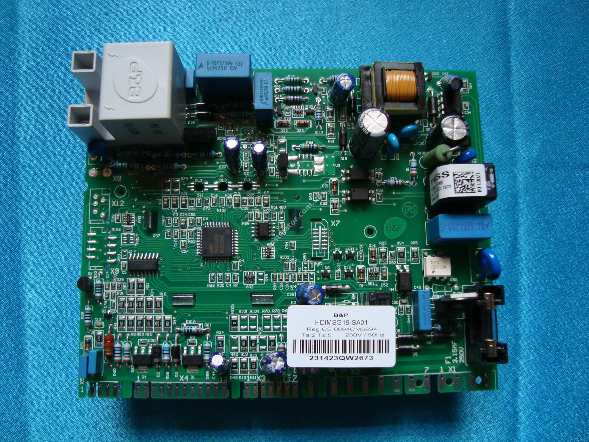 BI2285102 Плата електронна BIASI Binnova M297