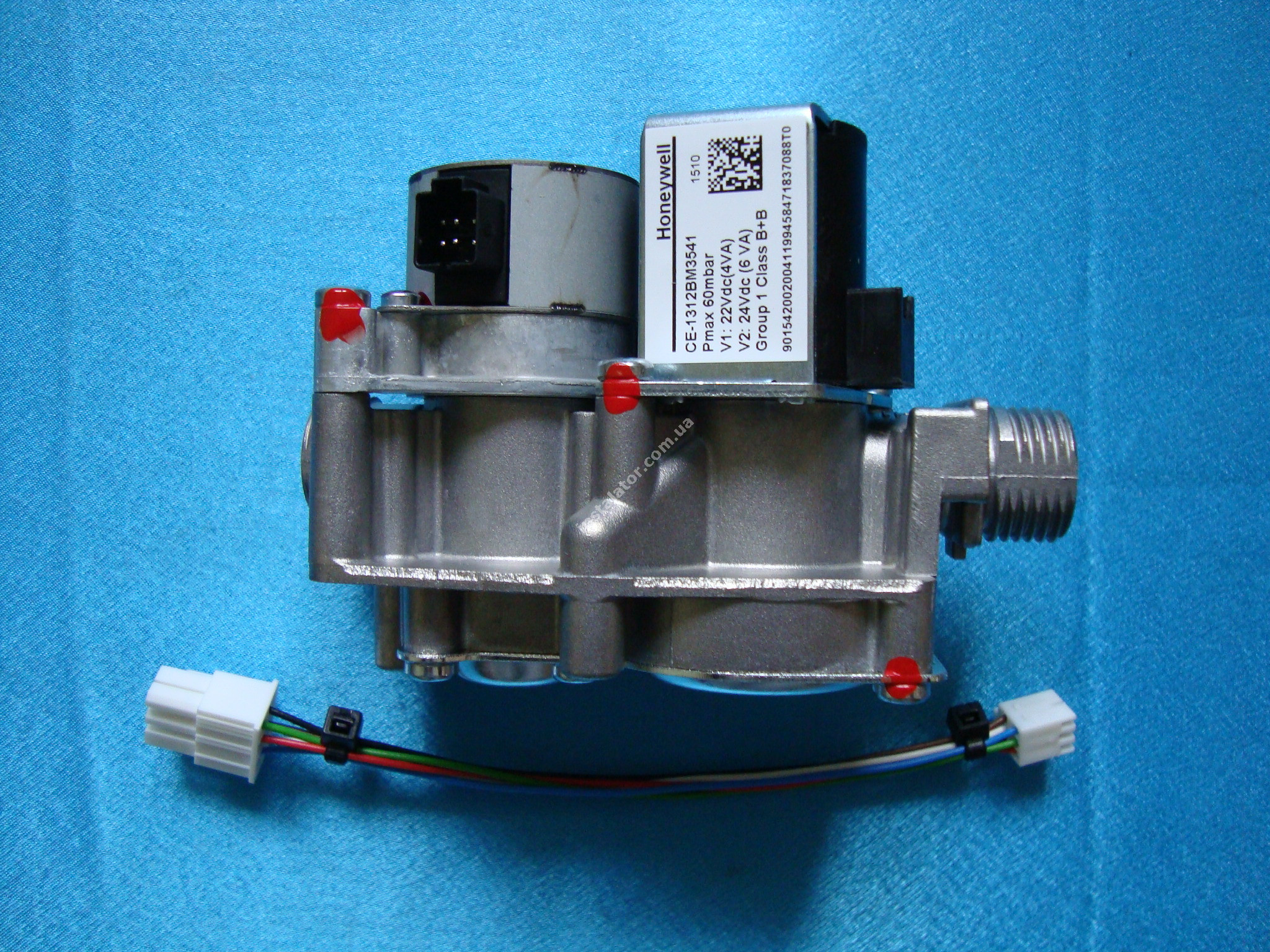 0020035639 Газовий клапан без регулятора PROTHERM, SAUNIER DUVAL (Honeywell)