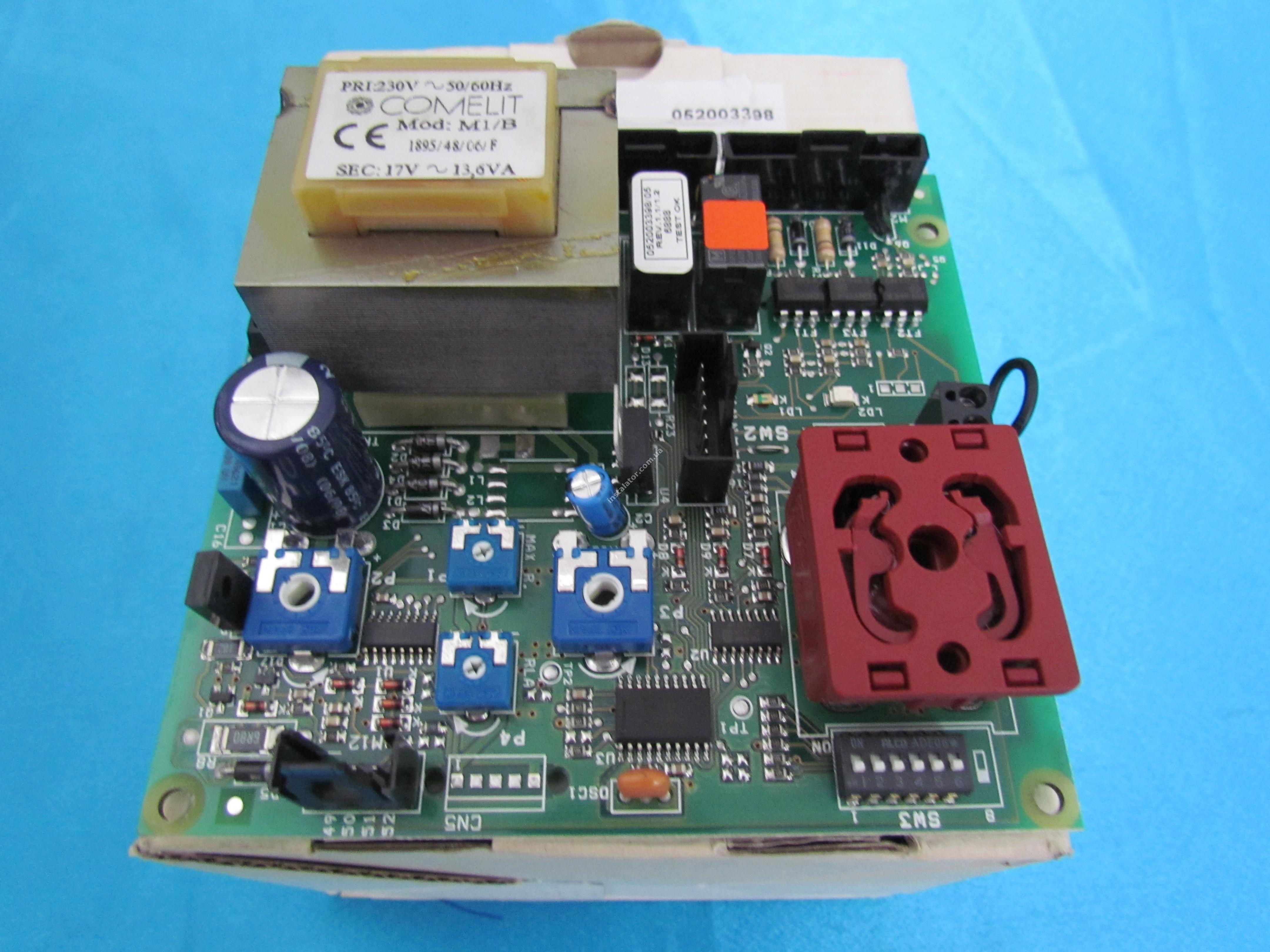 52003398 Плата електронна Hermann Super Micra