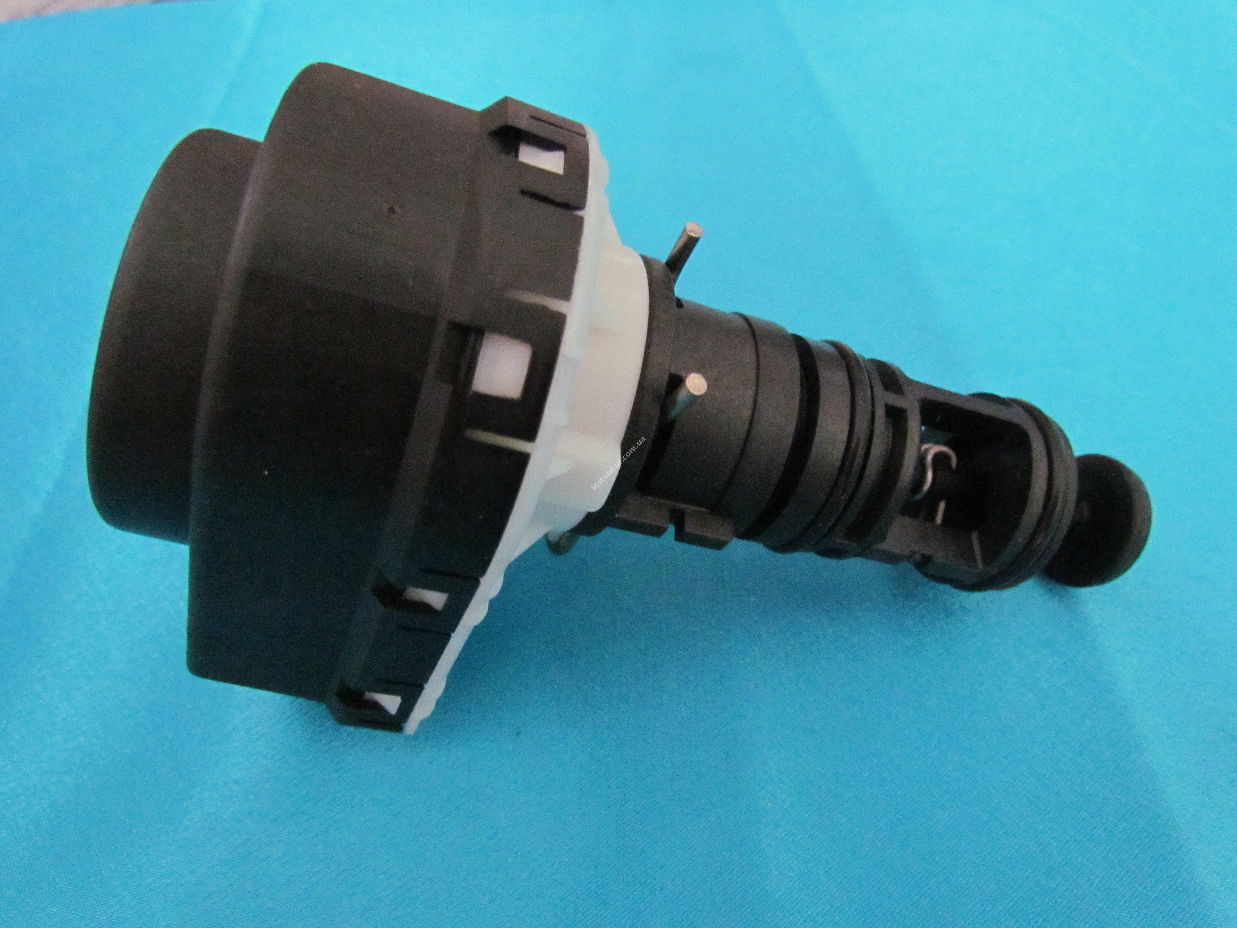 60001583 Клапан 3-х ходового в комплекті (привід +картридж) ARISTON GENUS, CLASS, BS, EGIS