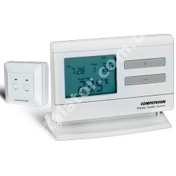 Кімнатний термостат-програматор безпровідний COMPUTHERM Q7 RF
