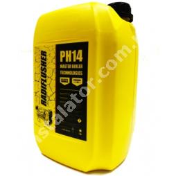 Лужний засіб для промивки теплообмінників CLEANDEX pH14, 5 л