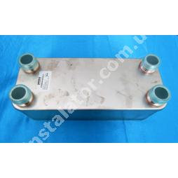 Теплообмінник Womix B3 - 30 пластин