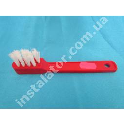 00018 Щітка для чистки теплообмінників (пластик)
