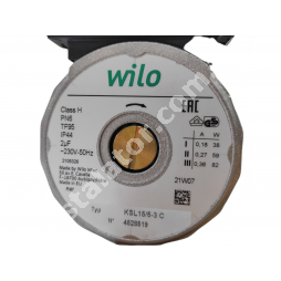 0020213167 Циркуляційний насос WILO VHSL15/6  VAILLANT turboTEC, atmoTEC Pro/Plus