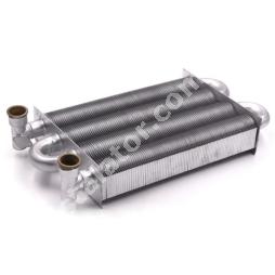 1.015791 (аналог) Теплообмінник первинний 86 пластин Immergas Eolo Mini 24 kw
