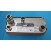 17B1951400 Теплообмінник вторинний ГВП 14 пластин ZILMET